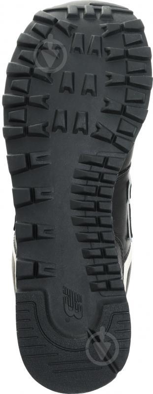 Кроссовки New Balance 574 ML574BL р. 11 черный - фото 10