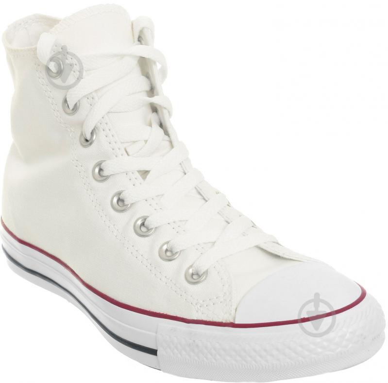 Кеды Converse Chuck Taylor Classic HI M7650C р. 11 белый - фото 4