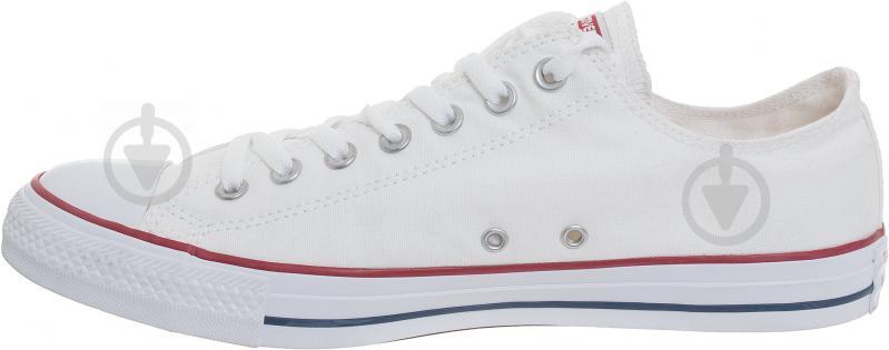 Кеды Converse Chuck Taylor Classic OX M7652C р. 6 белый - фото 6