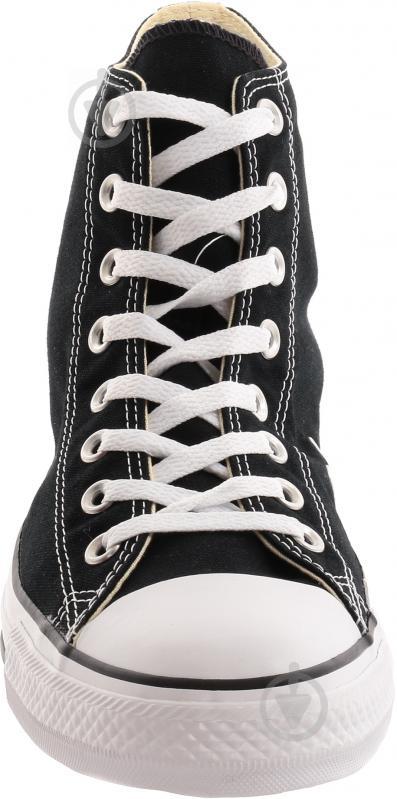 Кеды Converse Chuck Taylor Classic HI M9160C р. 8,5 черный - фото 7