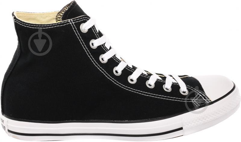 Кеды Converse Chuck Taylor Classic HI M9160C р. 8,5 черный - фото 6