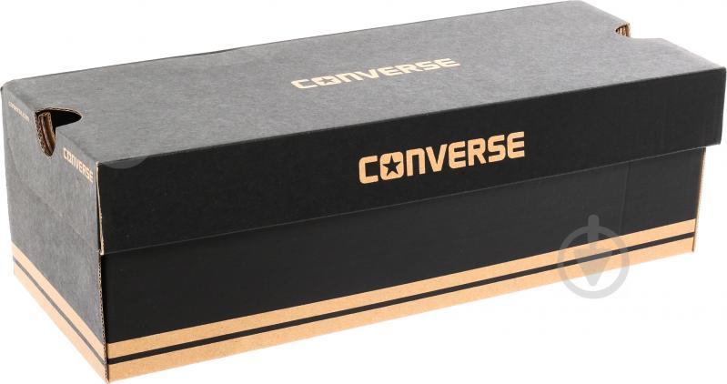 Кеды Converse Chuck Taylor Classic HI M9160C р. 8,5 черный - фото 11