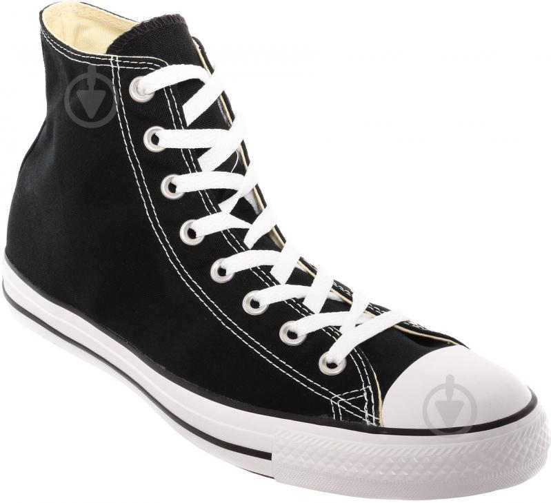 Кеды Converse Chuck Taylor Classic HI M9160C р. 10 черный - фото 3