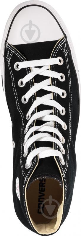 Кеды Converse Chuck Taylor Classic HI M9160C р. 10 черный - фото 9