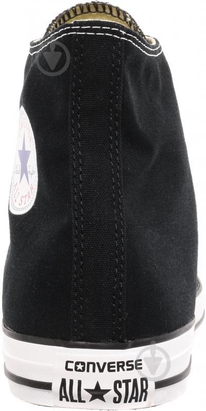 Кеды Converse Chuck Taylor Classic HI M9160C р. 10 черный - фото 8