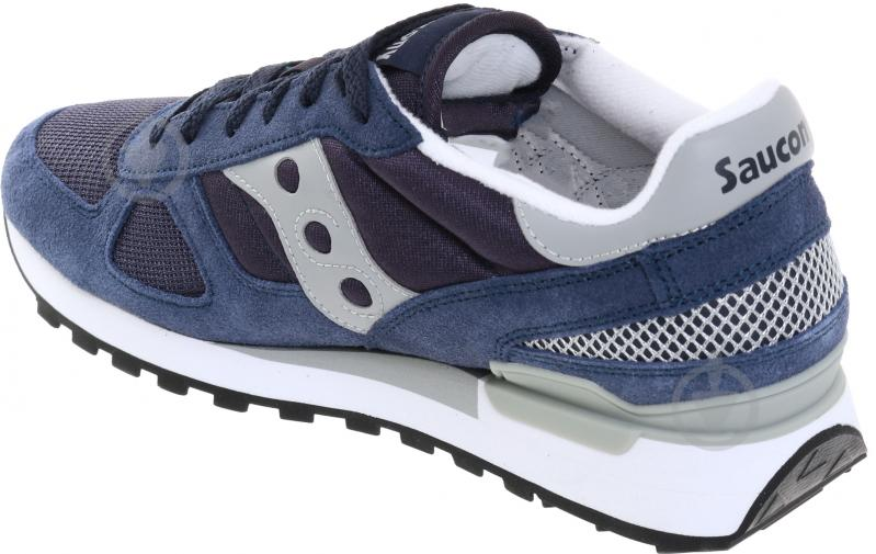Кроссовки Saucony L SHADOW ORIGINAL р.8.5 синий 2108-523 - фото 4