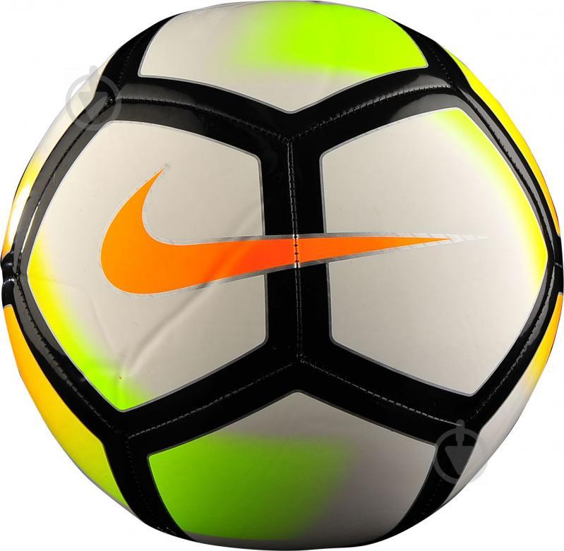 Футбольный мяч Nike Pitch р. 4 SC3136-100 - фото 1