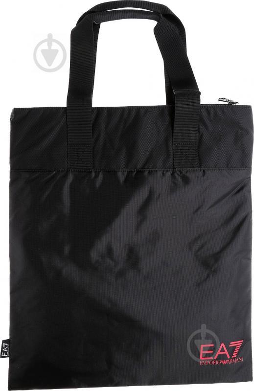 Спортивная сумка EA7 275662-CC731-00120 черный - фото 1