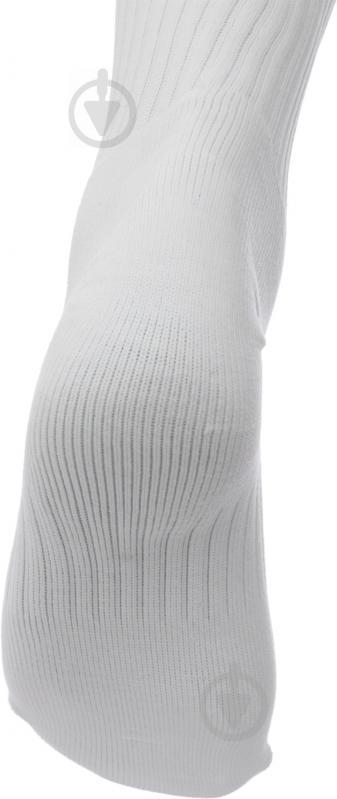 Гетры футбольные Nike 394386-101 р. M белый - фото 4