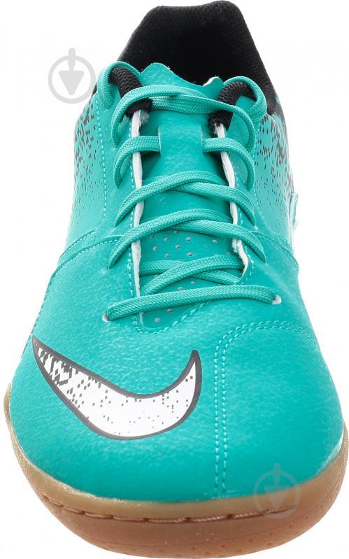 Футбольні бутси Nike BOMBAX IC 826485-310 10.5 бірюзовий - фото 7