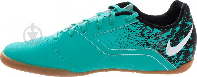 Футбольні бутси   Nike  BOMBAX IC 826485-310   р. 9  бірюзовий - фото 6