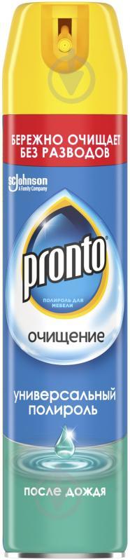 Поліроль для меблів Pronto Універсальний 0,25 л
