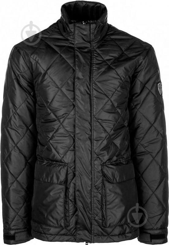 Куртка EA7 LS р. XXL черный - фото 1