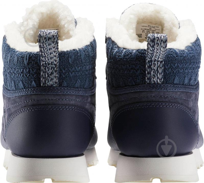 Кроссовки Reebok Classic Leather Arctic Boot BS6275 р.37,5 синий - фото 7