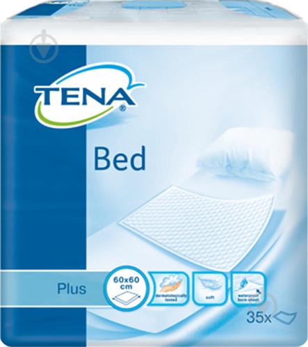 Пелюшки одноразові Tena Bed Plus 60х60 см 35 шт. - фото 1