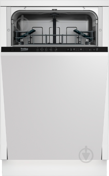 Встраиваемая посудомоечная машина Beko DIS15012 white - фото 1