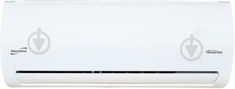 Кондиціонер Neoclima NS-18AHEIw/NU-18AHEIw (Therminator 2.0 Inverter) - фото 1