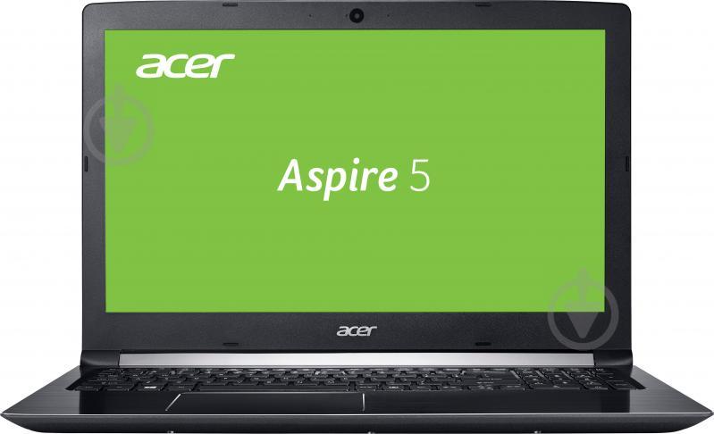 "Ноутбук Acer Aspire 5 A515-51G-3261 15.6"" (NX.GVLEU.014) obsidian black"