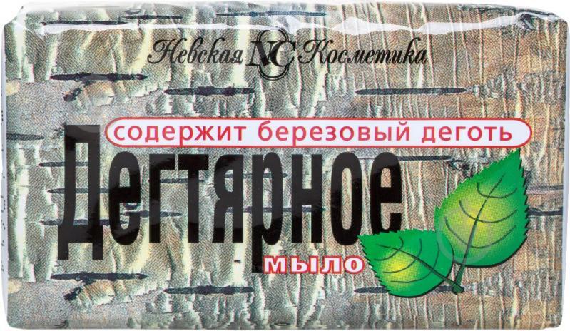 Невская косметика мыло дегтярное купить москва купить косметику yves rocher