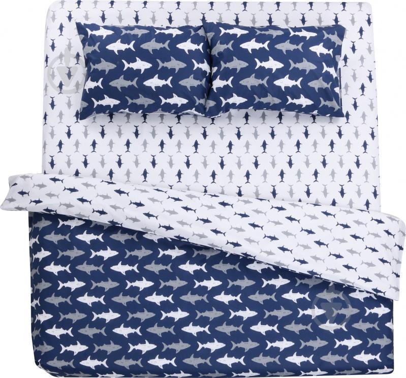 Комплект постельного белья Sharks 2 UP! (Underprice)