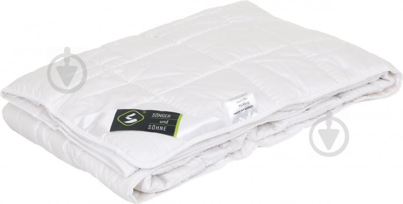 Одеяло Angela XL 700 г 155x215 см Songer und Sohne - фото 1