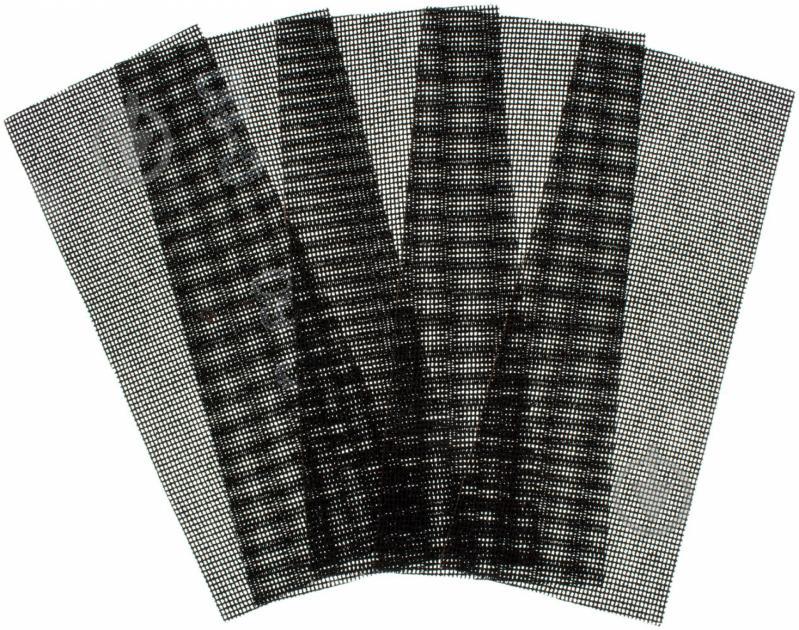 Сетка абразивная Hardy з.60 5 шт. 1010-120506 - фото 2
