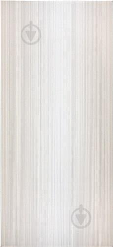 Плитка InterCerama STRIPE серая светлая 99 071 23x50 - фото 1