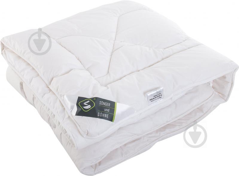 Одеяло двойное Тепло и Прохлада 200x220 см Songer und Sohne