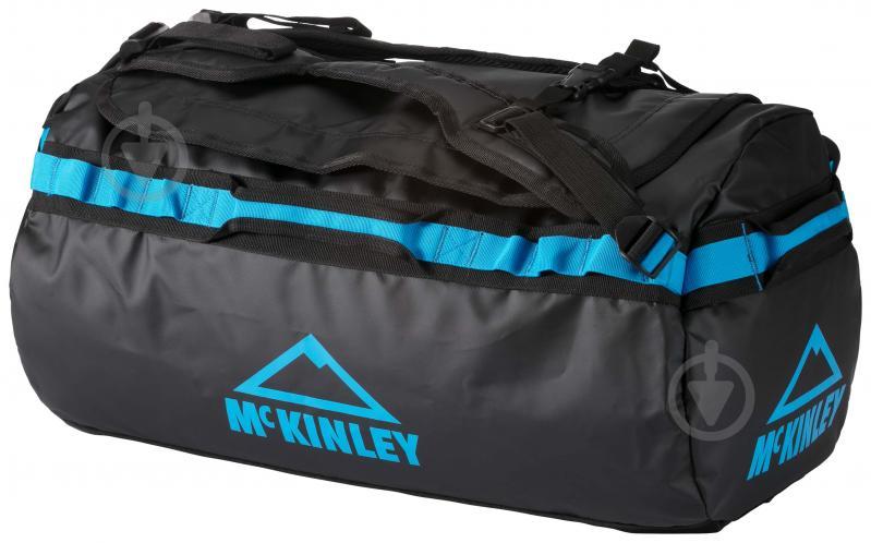 Спортивна сумка McKinley Duffy Basic S II 289491-902050 35 л чорний - фото 1