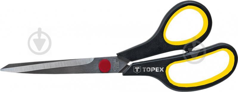 Ножиці універсальні 220 мм 17B722 Topex