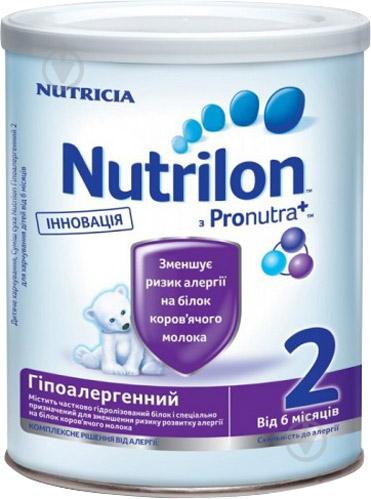 Сухая молочная смесь Nutrilon Гипоаллергенный 2 400 г 8712400736015 - фото 1