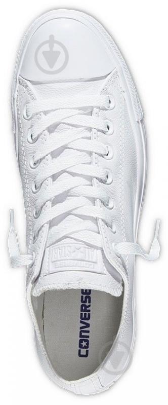 Кеды Converse Chuck Taylor All Star 136823C р. 7,5 белый - фото 2