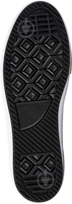 Кеды Converse Chuck Taylor WP Boot 157492C р. 9,5 черный - фото 5
