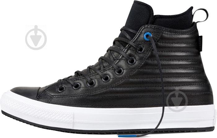 Кеды Converse Chuck Taylor WP Boot 157492C р. 9,5 черный - фото 1