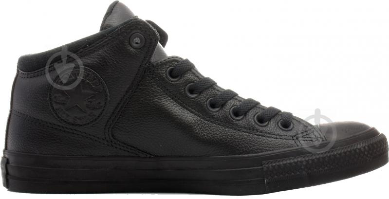 Кеды Converse Chuck Taylor All Star High Street 161473C р. 8,5 черный - фото 3