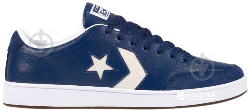 Кеды Converse Star Court 161612C р. 8,5 синий - фото 3