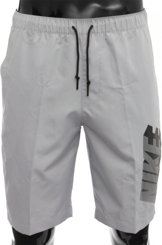 Шорти Nike 727784-012  р. S  сірий Sweeper - фото 1