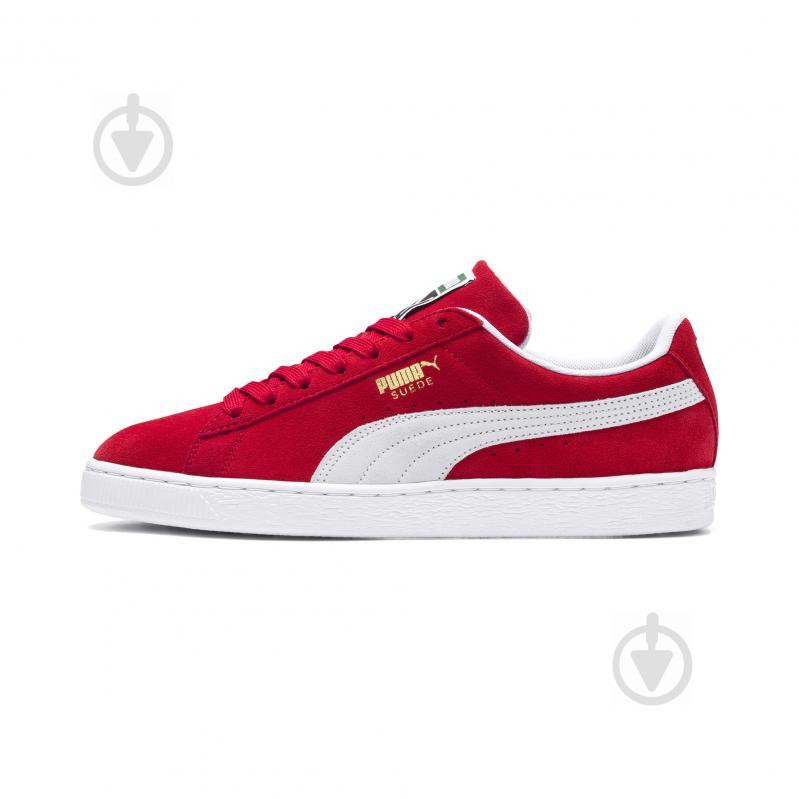 Кроссовки Puma Suede Classic+ 35263465 р.7,5 красный