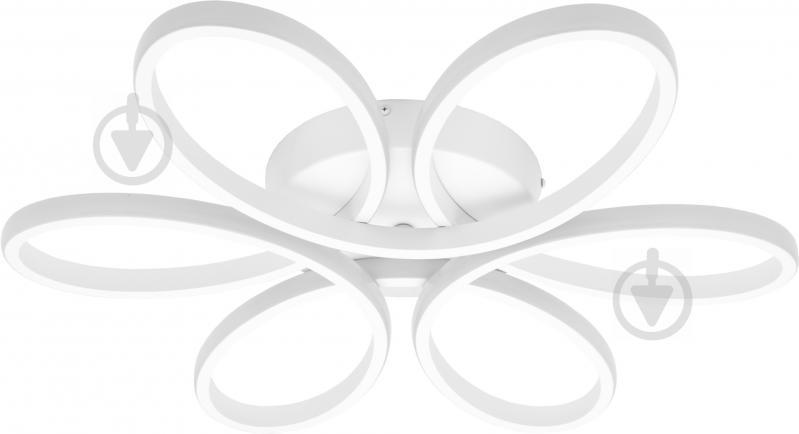 Люстра светодиодная Hopfen 71W з пультом ДУ 71 Вт белый Gemini - фото 2