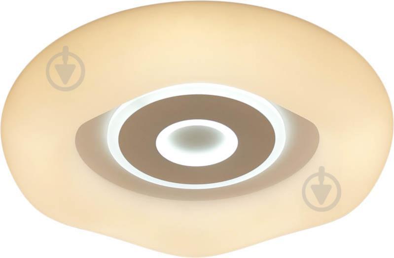 Люстра світлодіодна Victoria Lighting Electra/PL500 з пультом ДК 80 Вт білий