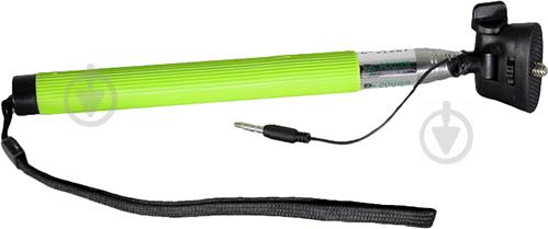 Селфі-монопод PowerPlant ISM-02U зі шнуром AUX - фото 1