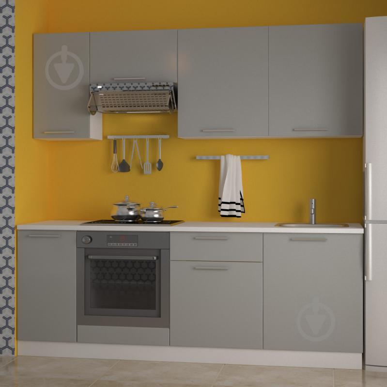 столешница для белой кухни какую выбрать