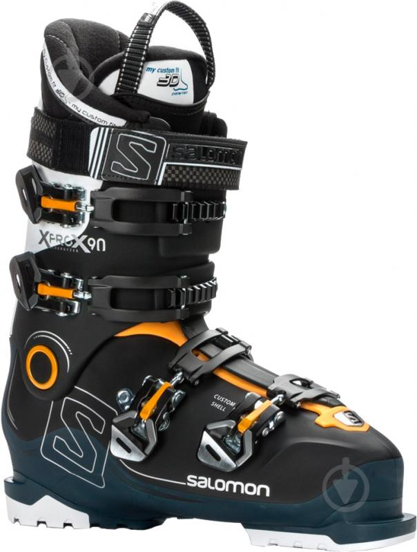 Ботинки Salomon X Pro X90 CS р. 26 L40052500 черный с синим - фото 1