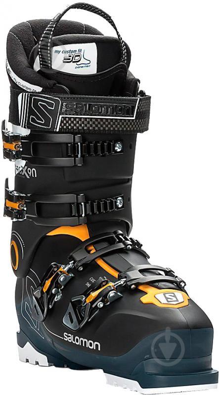 Ботинки Salomon X Pro X90 CS р. 26 L40052500 черный с синим - фото 5