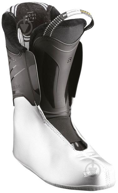 Ботинки Salomon QST ACCESS X80 р. 28,5 L40054900 черный с синим - фото 2