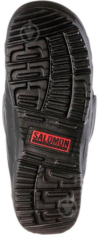 Ботинки горнолыжные Salomon TRANSFER р. 29,5 L40225400 черный - фото 4