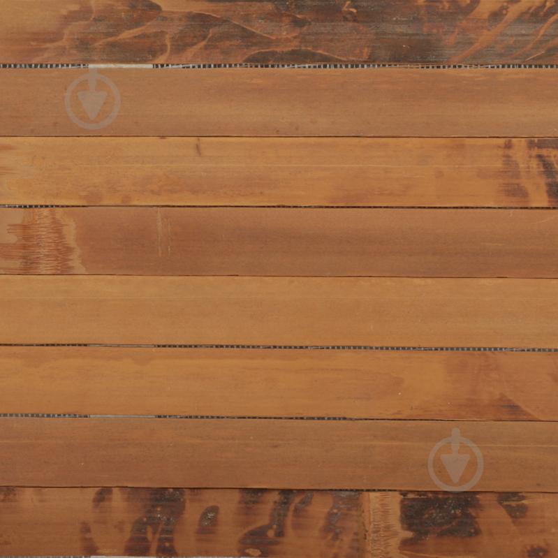 Шпалери бамбукові LZ-0804D  17 мм 0,9 м коричневі обпалені - фото 1