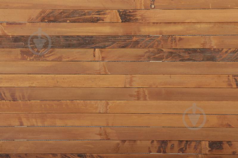 Шпалери бамбукові LZ-0804D  17 мм 0,9 м коричневі обпалені - фото 2