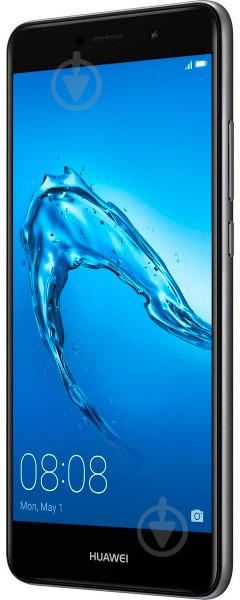Смартфон Huawei Y72017 grey - фото 2