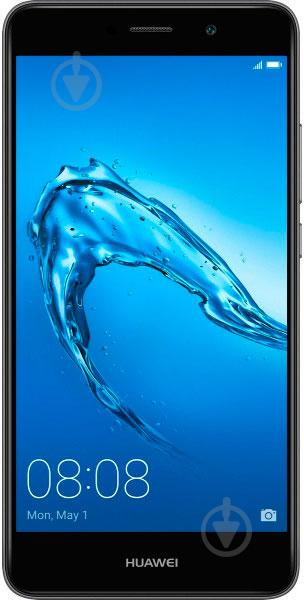 Смартфон Huawei Y72017 grey - фото 1